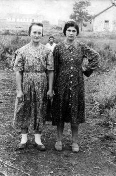 Holocaust Rescuer Daria Striletska