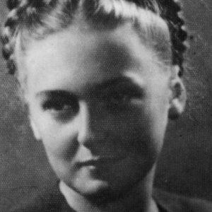 Holocaust Rescuer Anna Stupnicka