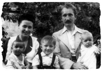 Holocaust Rescuer Laszlo and Julia Szagmeiszter