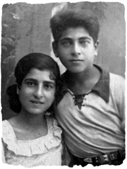 Holocaust Rescuer Hasmik and Tigran Tashtshiyan