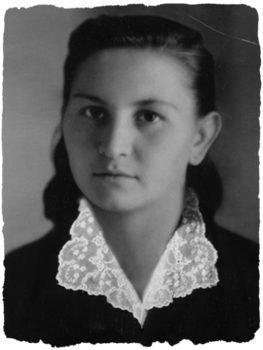 Holocaust Rescuer Anna Trafimava