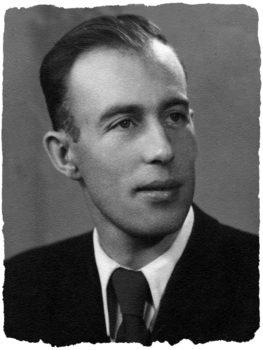 Holocaust Rescuer Walter Ukalo