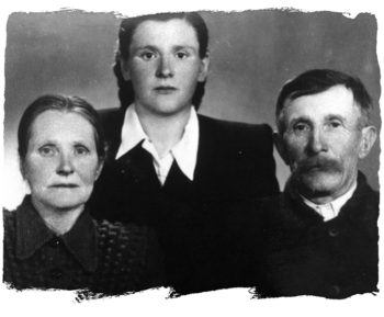 Holocaust Rescuers The Voroniecky Family