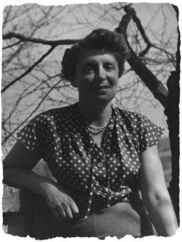 Holocaust Rescuer Irena Wallisch