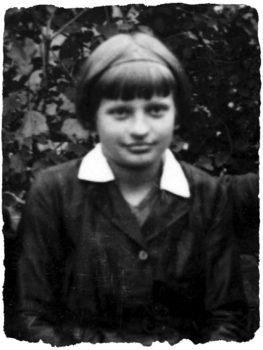 Holocaust Rescuer Irena Walulewicz
