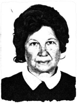 Holocaust Rescuer Ioanna Yevgenyeva