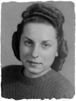 Holocaust Rescuer Joanna Szczygiel Zalucka