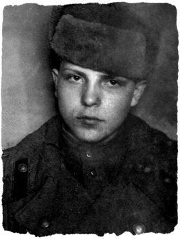 Holocaust Rescuer Mikhail Zirchenko